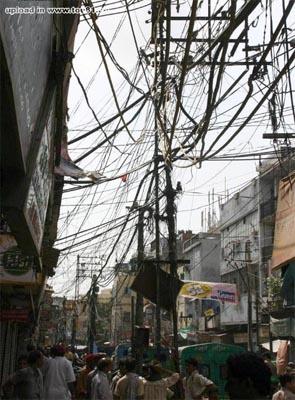 Telecommunications - Indian style