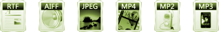 File Icons - 1