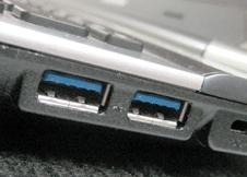 USB3 Ports