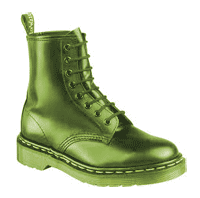 Dr Martens boot (showing bootstrap)