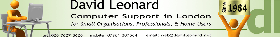 David Leonard - Computer Support in London