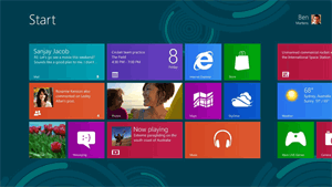 Windows 8 (screenshot 1)