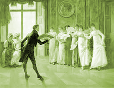 Victorian dance