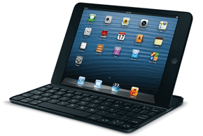 iPad Mini Logitech Ultrathin Keyboard Cover