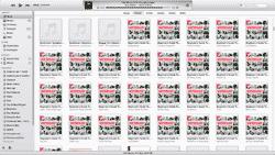 iTunes Compilation Albums
