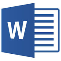 Word 2013 Logo