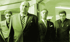Sopranos - Illegal Character?