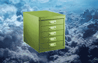 Filing cabinet in the clouds