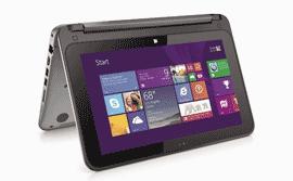 HP Hybrid Laptop
